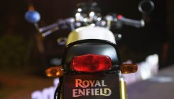 Royal Enfield resumes operations; Piaggio sales online
