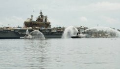 Workers reportedly held in INS Vikrant hard disk theft