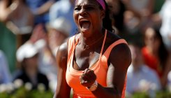 'COVID-19 shutdown may help Serena's Grand Slam quest'
