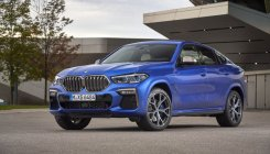 Third generation BMW X6 launched in India at Rs 95 lakh