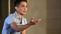 Racism hurtful, it's due to ignorance: Sunil Chhetri