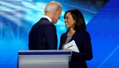 Harris emerges as top contender for Biden's VP slot