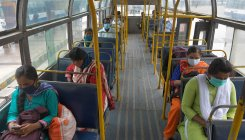 BMTC imposes Rs 500 fine on staff without face masks