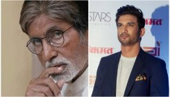 His work was sheer brilliance: Big B on Sushant