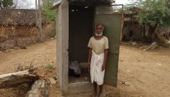 Tribal man lives with son's body awaiting justice