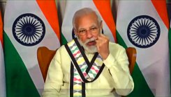 PM Modi enquires about Haryana HM's well being