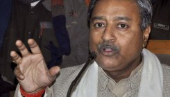 Falsely implicated in Babri demolition case: Katiyar