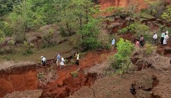 Experts caution Karnataka govt over possible landslides