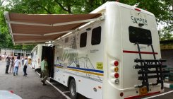 COVID-19: Motor-home makes debut in Bengaluru