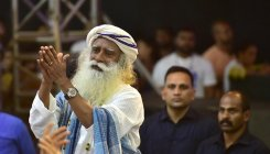 Sadhguru calls for united fight against desertification