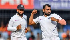 India's pace attack 'the best' in history: Shami