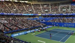 Wuhan Open tennis 'symbolic' for COVID-19-scared city
