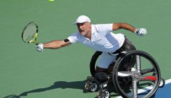 Wheelchair tennis players told they could play US Open