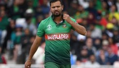 Mashrafe Mortaza tests positive for COVID-19