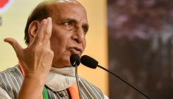 Rajnath to visit Russia for 3 days for grand parade