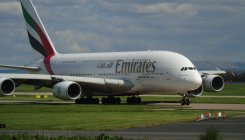 Emirates temporarily stops international trips from Pak