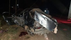 2 from B'luru die as car turns turtle in Chikkamagaluru
