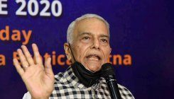 'Sheer profiteering' by Centre, says Yashwant Sinha
