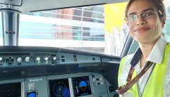 Women engineers take flight