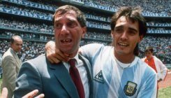 'Argentina's '86 WC coach Bilardo does not have Covid'
