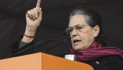 Govt 'extorting' people with fuel price hikes: Sonia