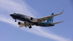 Boeing 737 MAX takes to skies for test flight
