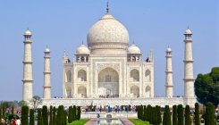 Storm damages Taj Mahal's marble railing, three dead