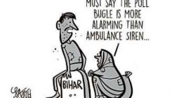 DH Toon: Bihar poll bugle louder than migrant woes