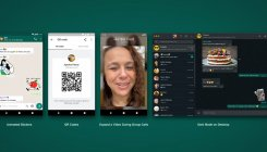 WhatsApp gets animated stickers, QR code and more