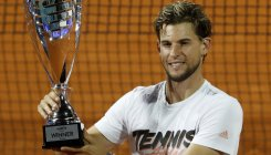 Thiem to donate prize from Djokovic's Belgrade event