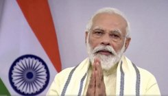 PM Modi lauds UP govt, BJP's welfare work amid lockdown