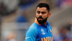 Conflict of interest complaint against Virat Kohli