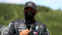Hamilton's path to world title may begin on its knees