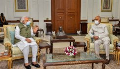 PM briefs Prez as India-China stand-off enters 9th week