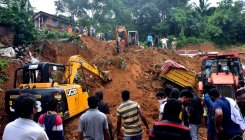 2 children die as houses collapse in near M'luru