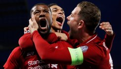 Liverpool make Anfield return as English champ