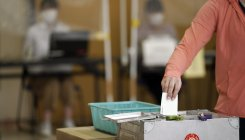 Oppn upping ante over EC decision over postal votes