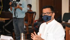 No bickering in Maharashtra government: Thorat