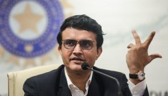 Ganguly rules out chances of organising IPL at home