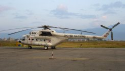 Jihadists fire on UN aid helicopter in Nigeria; 2 dead