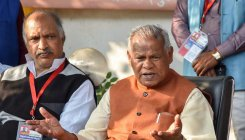 Decide on continuance in Grand Alliance: BJP to Manjhi