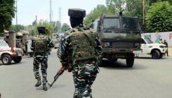 3 security personnel injured in J&K's Pulwama encounter