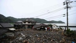 Death toll from Japan flood rises to 50