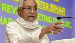 Bihar CM's house sanitised after niece tests Covid +ve