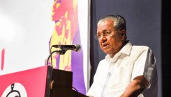 Kerala CM alleges of attempt to tarnish govt's image