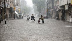 Heavy rains continue to lash Saurashtra