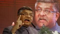 India won't compromise on data sovereignty, says Prasad