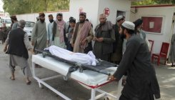 Afghanistan: Suicide attack, roadside bomb kill 6 cops