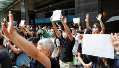 Hong Kong in tumult over national security law