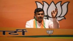 Congress symbolises 'irresponsible' opposition: BJP